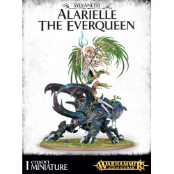 Sylvaneth Alarielle The Everqueen (1)