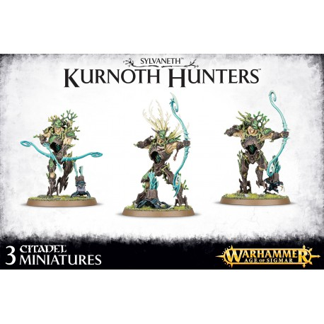 Sylvaneth Kurnoth Hunters (3)