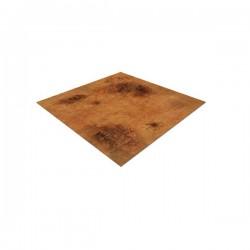 Exham IV Deluxe Rubber Mat