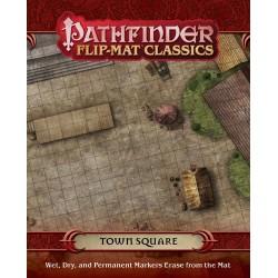Town Square - Pathfinder Flip-Mat