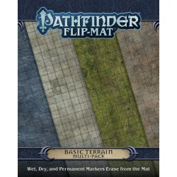 Terrain Multi Pack - Pathfinder Flip-Mat