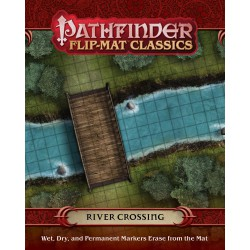 River Crossing - Pathfinder Flip-Mat