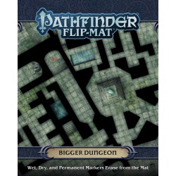 Bigger Dungeon - Pathfinder Flip-Mat