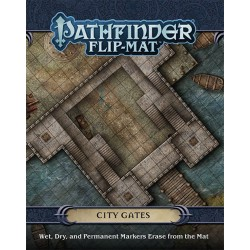 City Gates - Pathfinder Flip-Mat