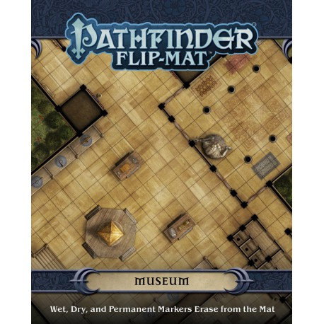 Museum - Pathfinder Flip-Mat