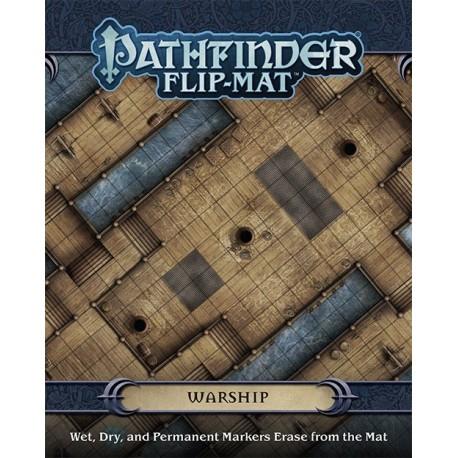 Warship - Pathfinder Flip-Mat