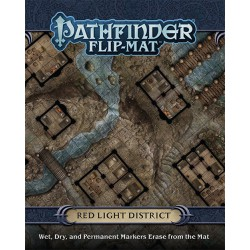 Red Light District - Pathfinder Flip-Mat