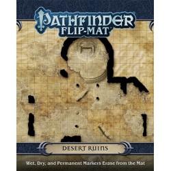 Desert Ruins - Pathfinder Flip-Mat