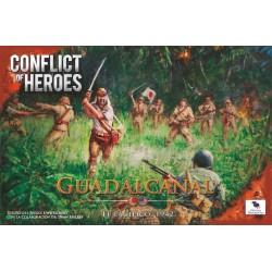Conflict of Heroes: Guadalcanal (Spanish)