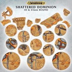Shattered Dominion - 40 y 65mm Round