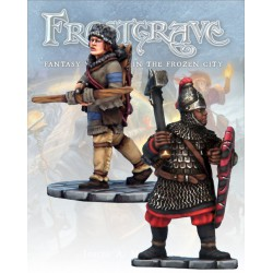 Frostgrave Captains I