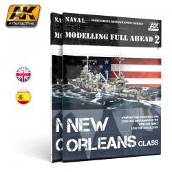Modelling Full Ahead 2 (Spanish)