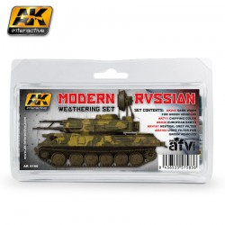 Moder russian weathering set