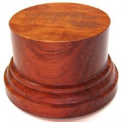 Peana Redonda de 50mm de Alto Y Base de 6,5cm
