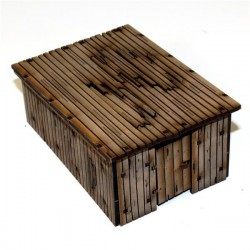 Wooden Stores 28mm