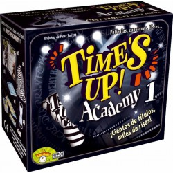 Time's Up - Academy Negro