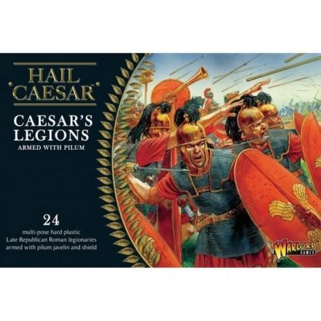Caesarian Romans With Pilum (24)
