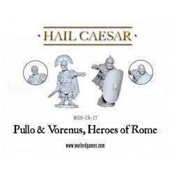 Caesarian - Pullo & Verenus, Heroes of Rome
