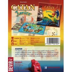 Catan Junior (Spanish)
