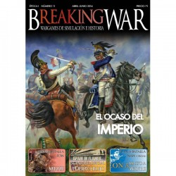 Breaking War 11 (Spanish)