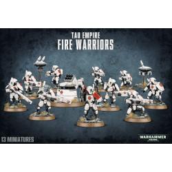 T'au Empire Fire Warriors