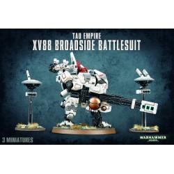 T'au Empire Xv88 Broadside Battlesuit (1)