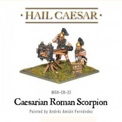 Caesar Roman Scorpion (1)
