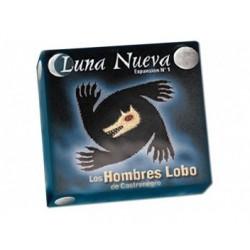 Los Hombres Lobo de Castronegro: Luna Nueva (Spanish)