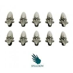 Space Elves Helmets