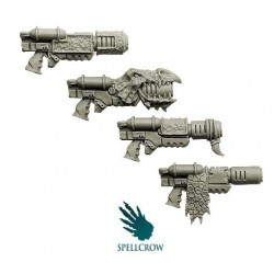 Melting Guns For Salamanders / Dragons Knights