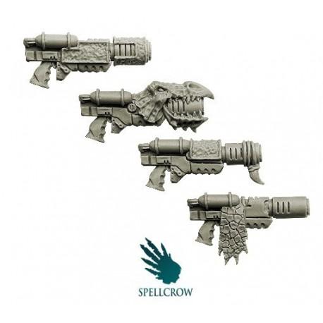 Melting Guns For Salamanders / Dragons Knights