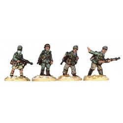 Deutches Afrika Korps Officers / Nco