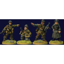 German Infantry Command (Late War Smocks)