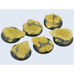 Shale Bases - WRound 40mm (2)