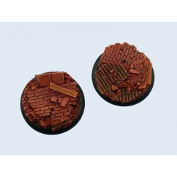 Old Factory Bases - Wround 50mm (1)