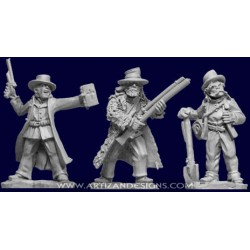 Frontier Characters