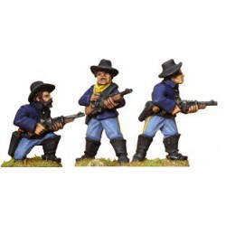 7th Cavalry with Carbines (Foot)