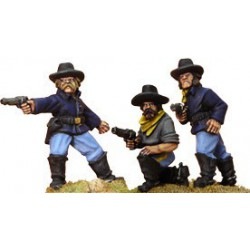 7th Cavalry with Pistols (Foot)