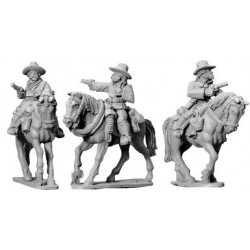 7th Cavalry with Pistols (Mounted)