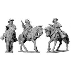 7th Cavalry Troopers (Mounted)