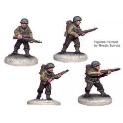 US Infantry Riflemen I (4)