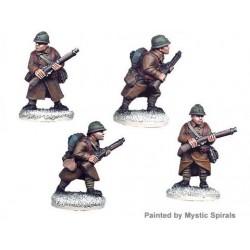 French Riflemen I (4)