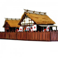 Village Wooden Fences