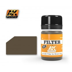 Filter for Browm Wood
