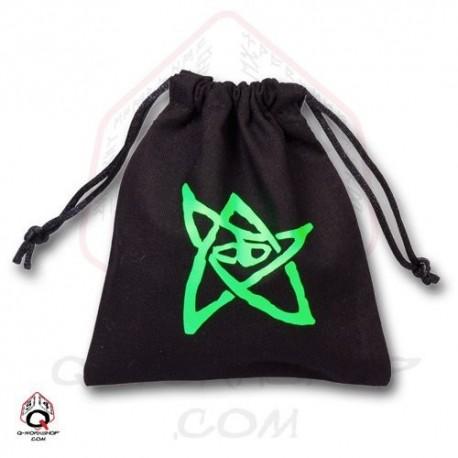 Dice Bag Call of Cthulhu - Negra