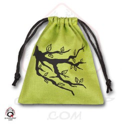 Dice Bag Green Ent