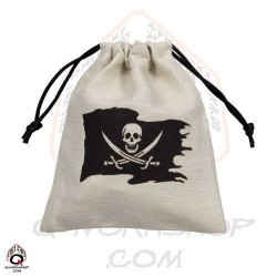 Dice Bag Pirate
