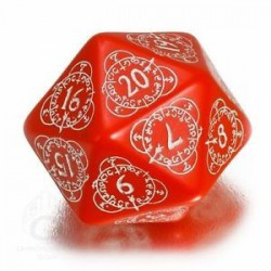 D20 Red & White Level Counter (1)