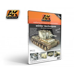 Dvd Winter Weathering Techniques (Pal)