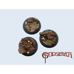 Troglodytes Bases - WRound 40mm (2)